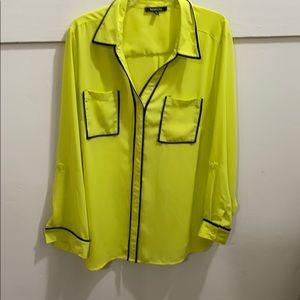 Women's plus size blouse